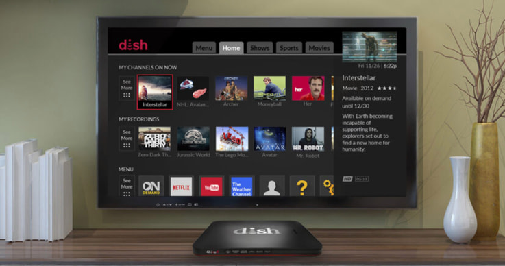 DISH Network 4K Overview