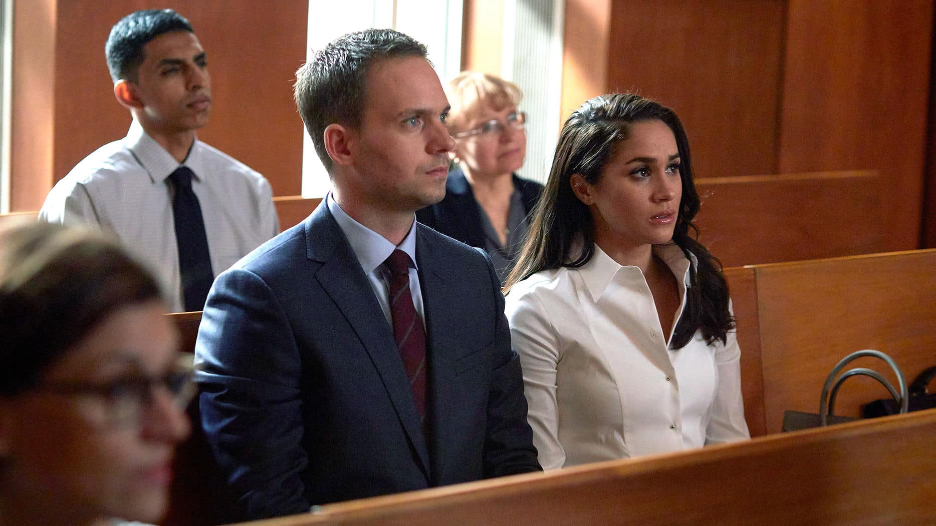Rachel Zane Mike Ross from Suits