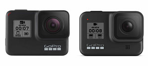 GoPro HERO 7 Black vs GoPro HERO 8 Black