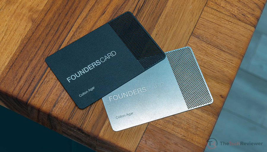 Founderscard review