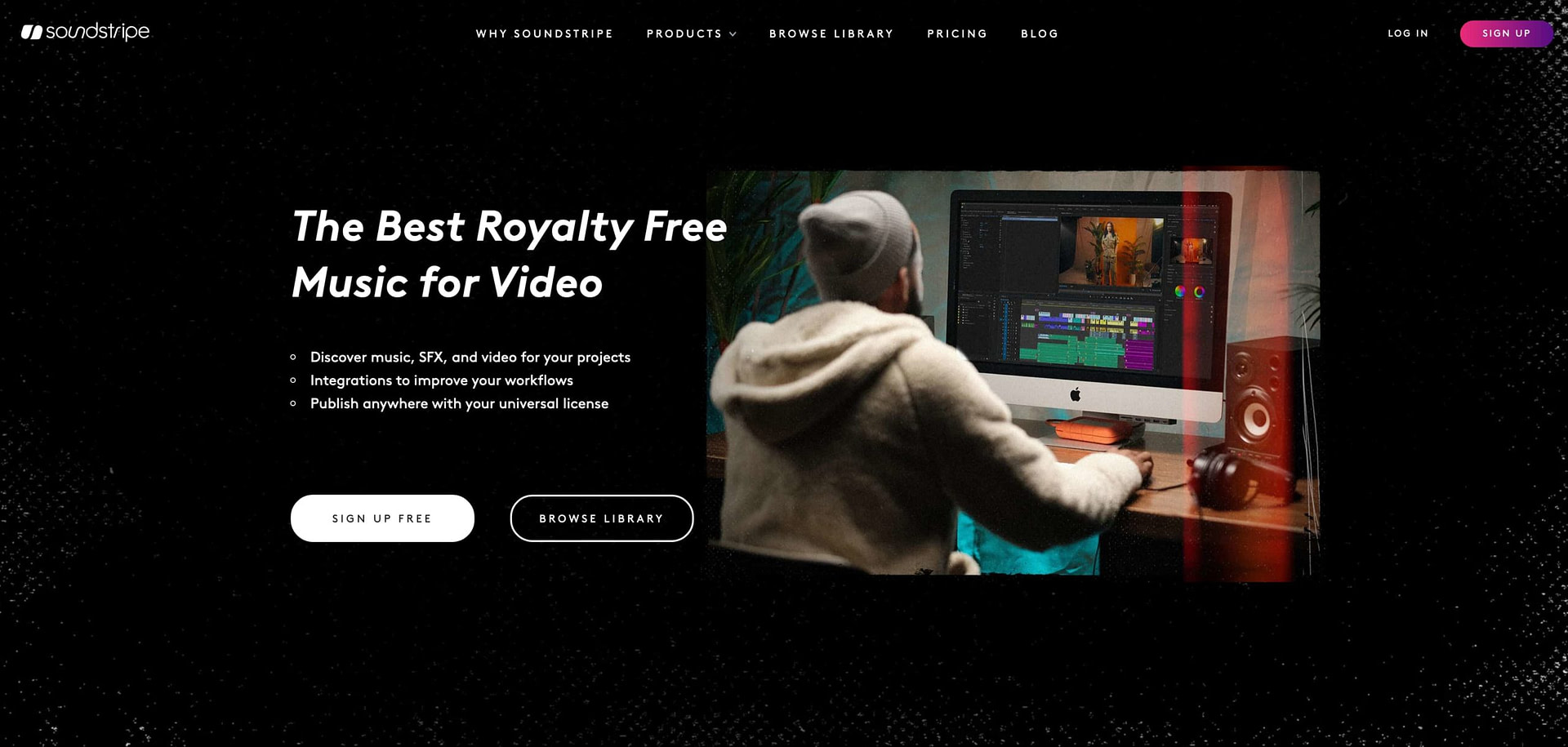 Soundstripe Review – Royalty Free Music Service For Filmmakers