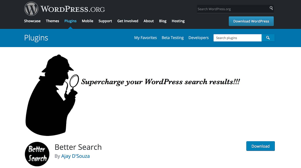 Better Search - Best WordPress Search Plugin