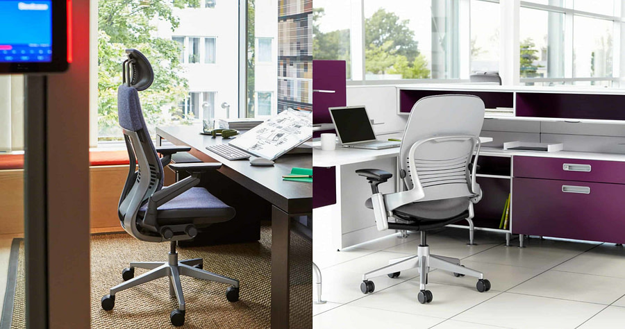 Steelcase Leap vs Gesture scaled