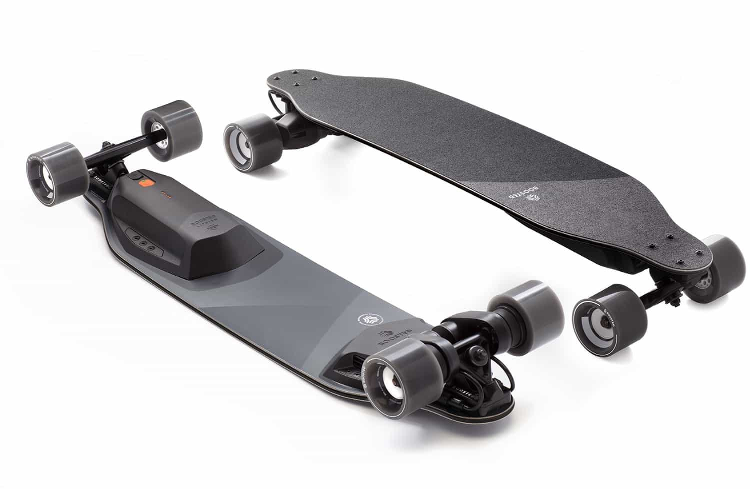 boosted board stealth
