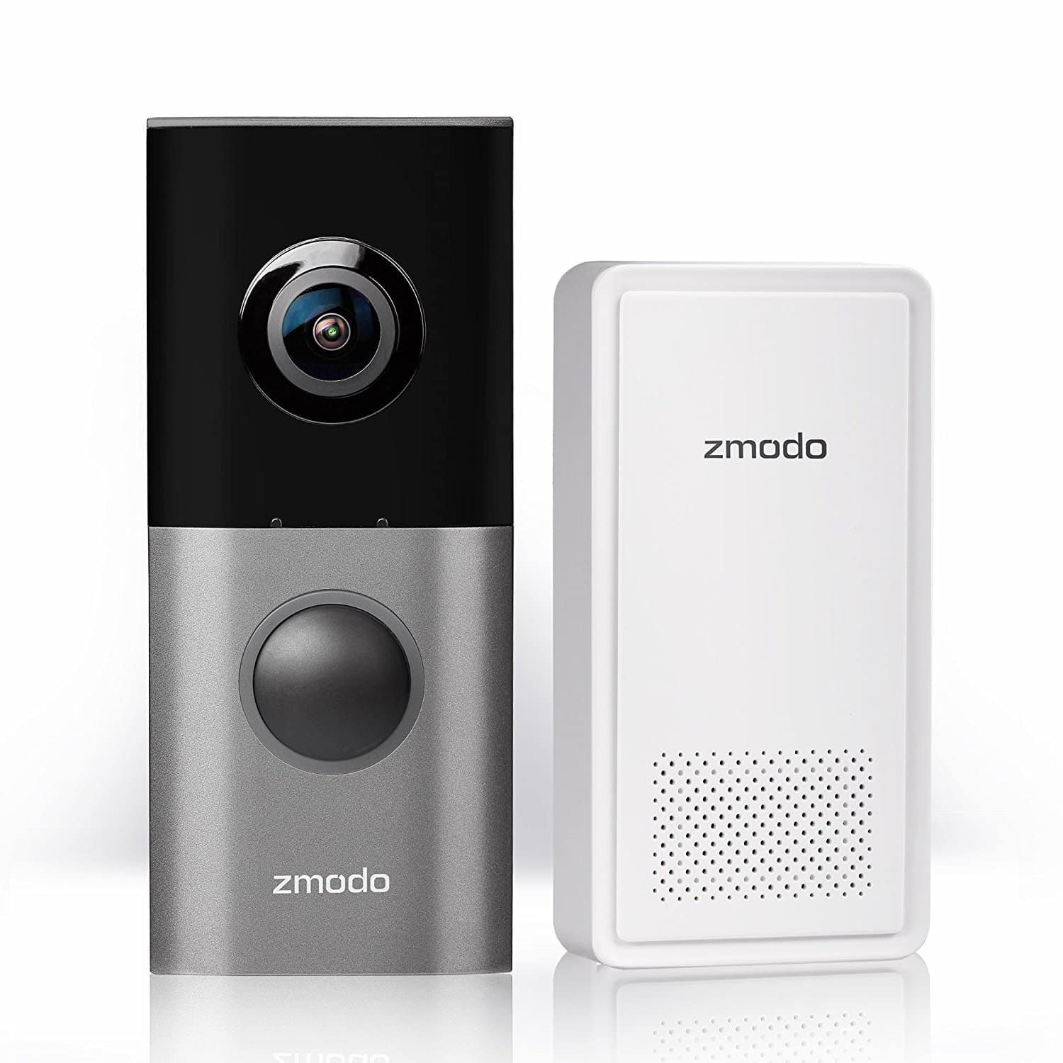 A head-on view of the Zmodo Greet Pro