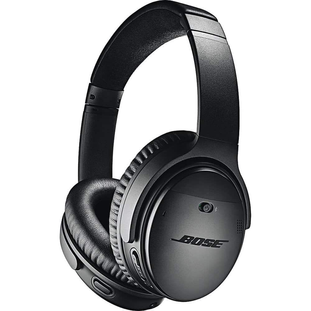 Bose QC35 Headphones - top macbook accessories