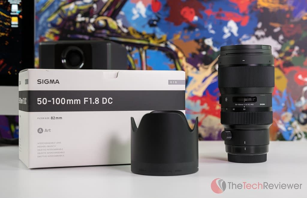 Sigma 50-100mm - Product Shot-1