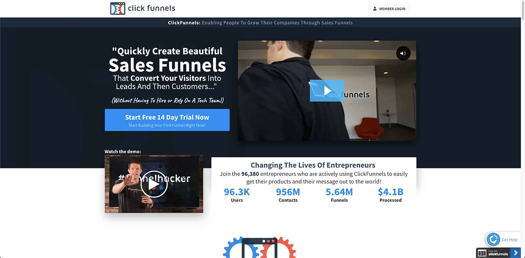 7 Simple Techniques For Clickfunnels Membership Site
