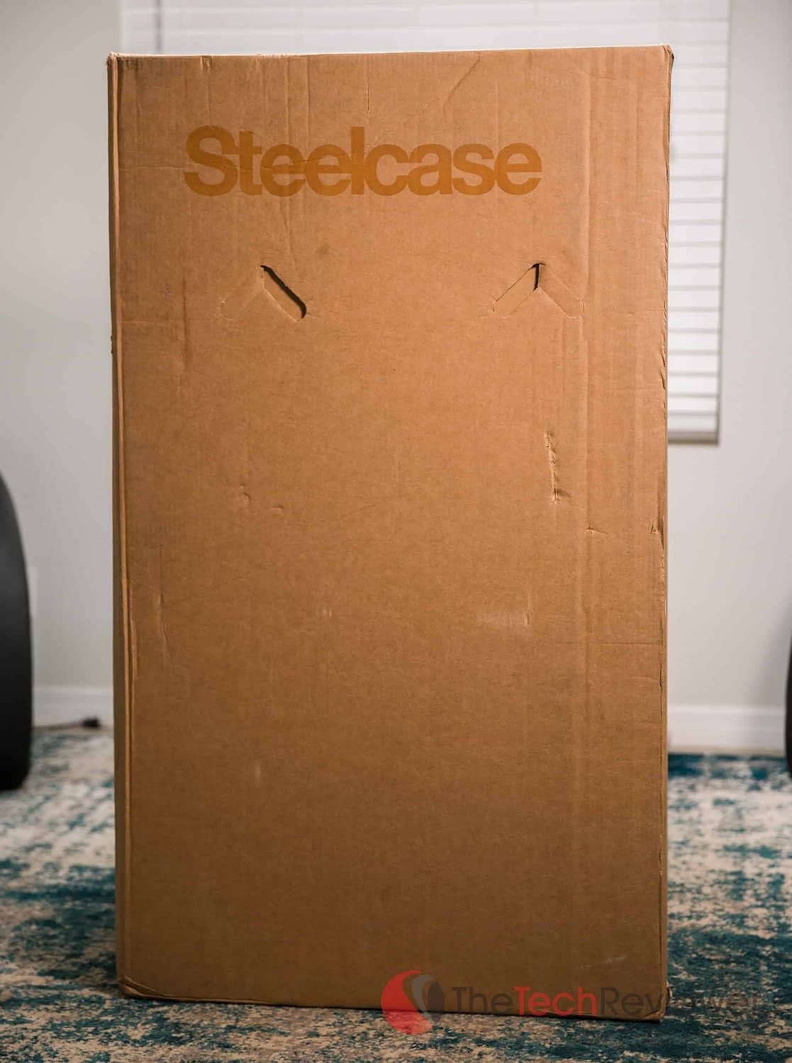 Steelcase Leap Chair Packaging