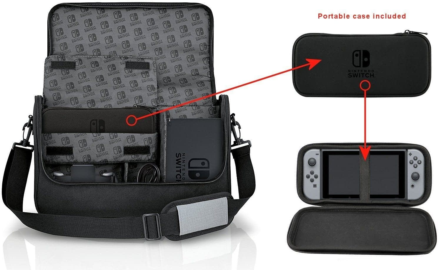 Nintendo Switch case review