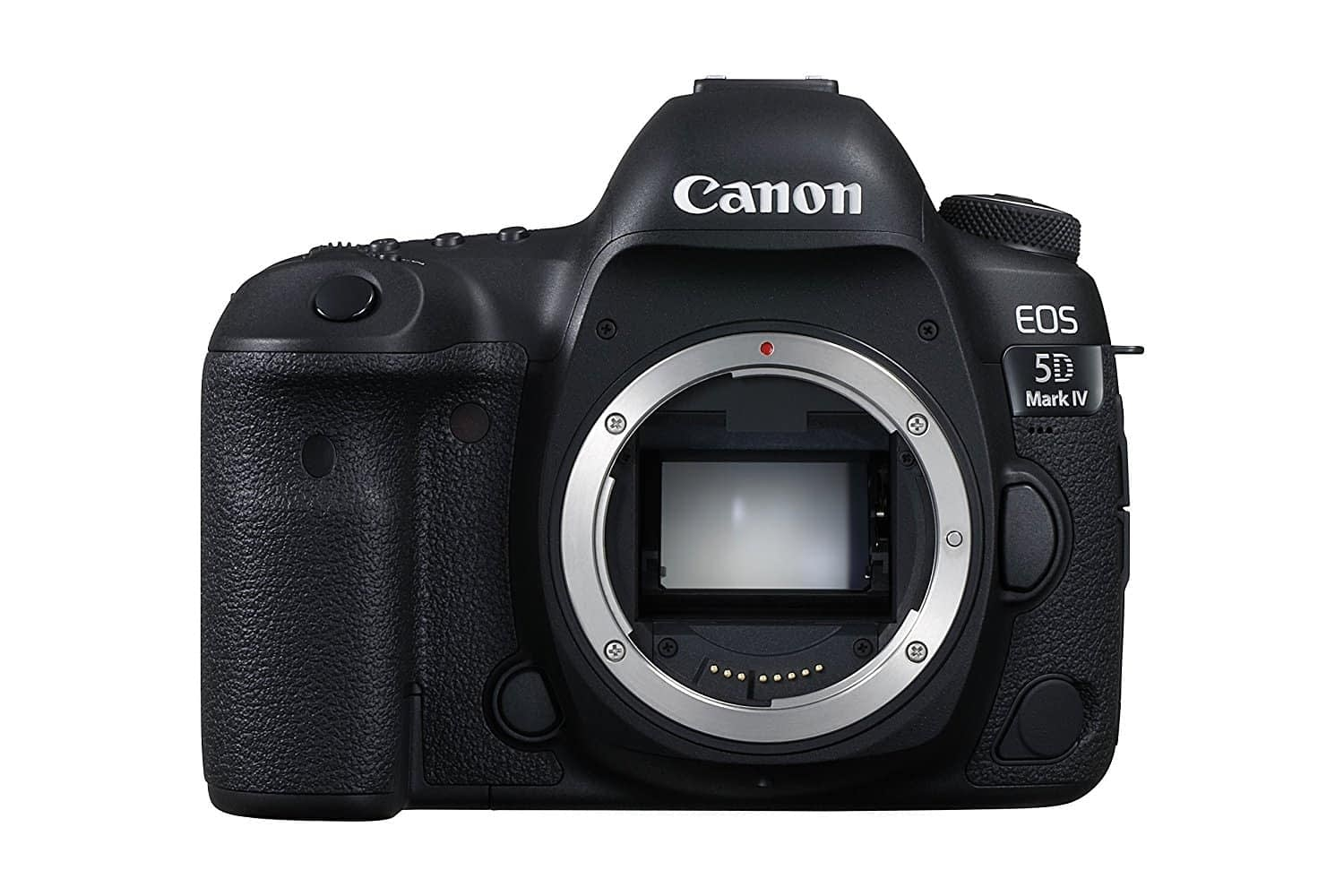 Canon 5D Mark IV - Best DSLR For Filmmaking
