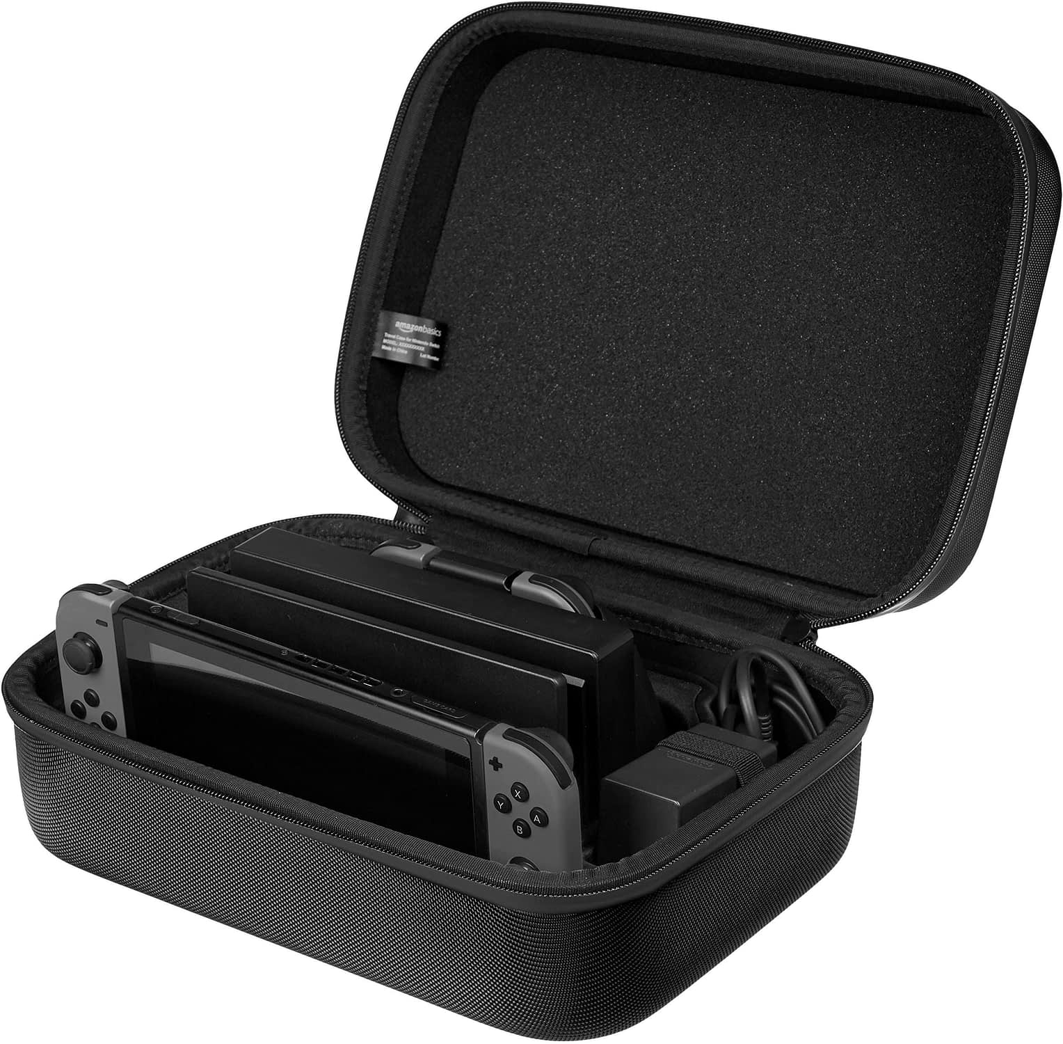 Amazonbasics - best switch protective carrying case