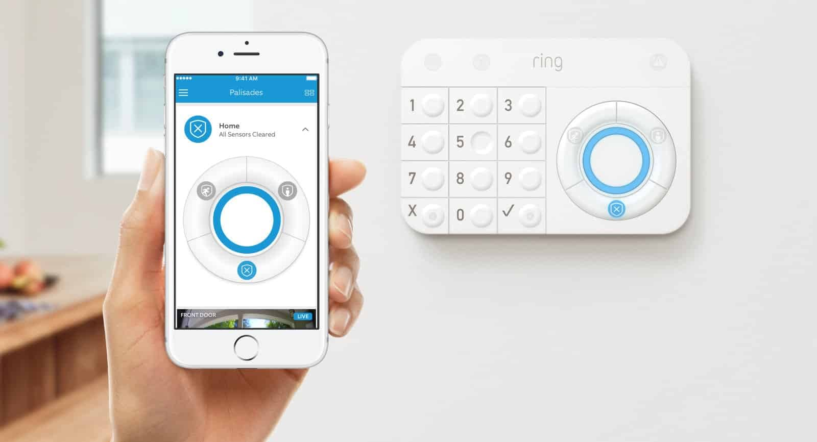 Ring Protect Home Security System