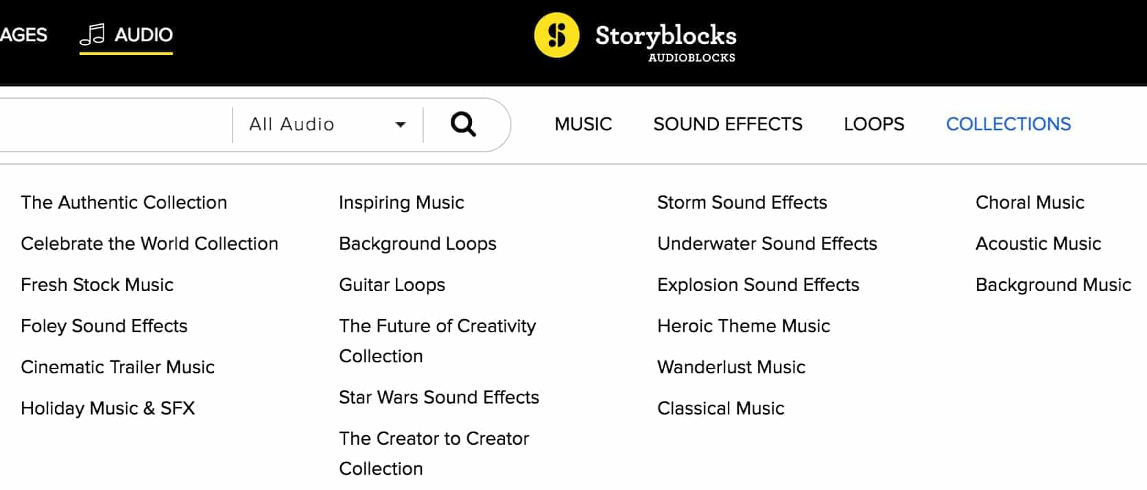 Collections - Audioblocks Coupon Code