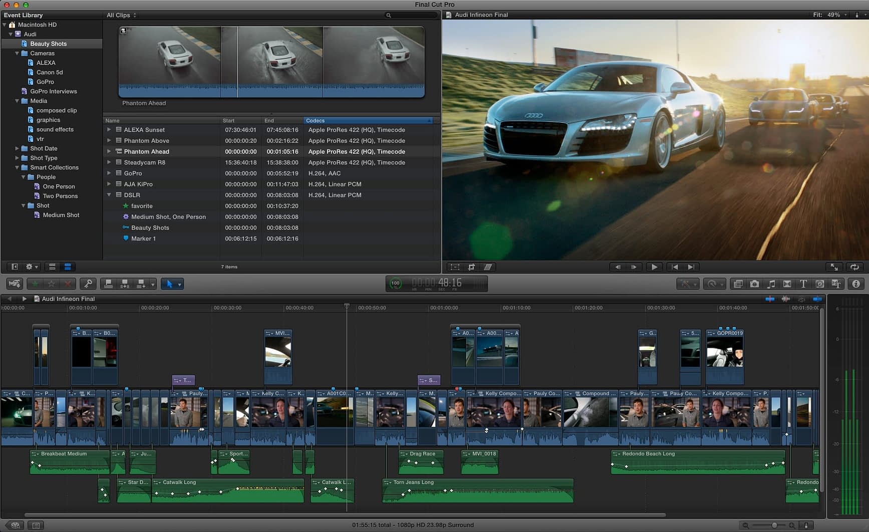 Best Professional Video Editing Software? Our Top 6 NLEs (August 2019)
