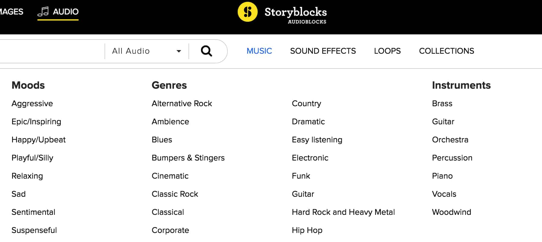 Music - Audio Blocks Review