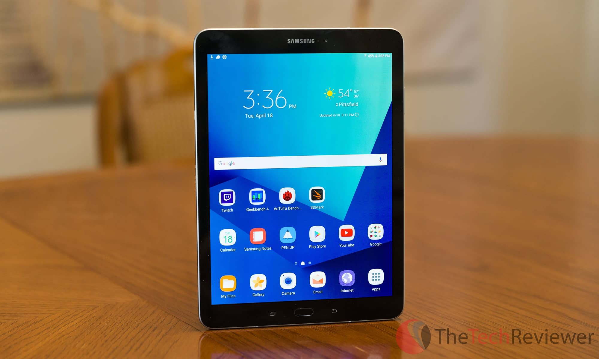 Samsung Galaxy Tab S3 (1 of 1)