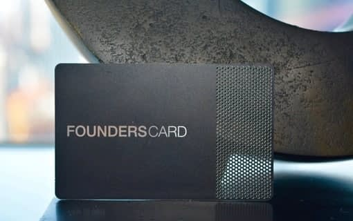 FoundersCard Elite