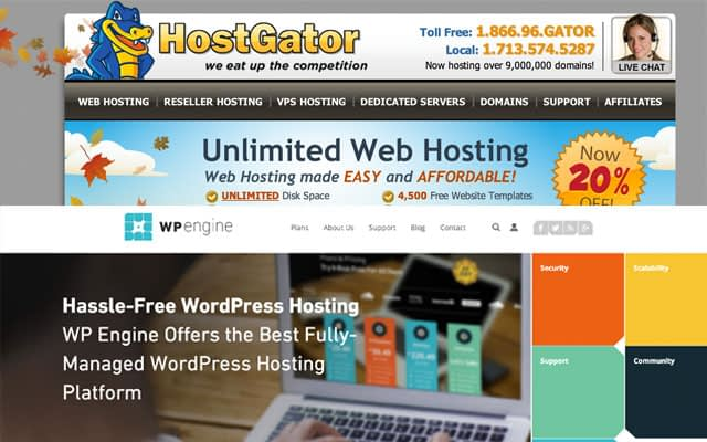 WP-Engine-vs-hostgator