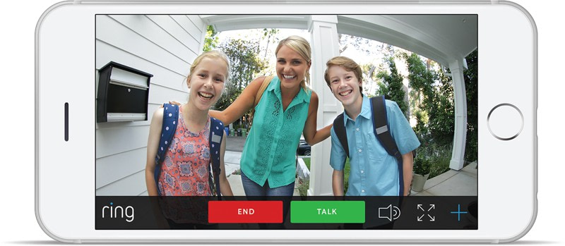 Ring Video Doorbell 2 Pro FOV