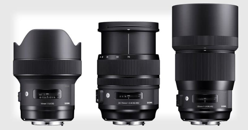 sigma-art-lenses