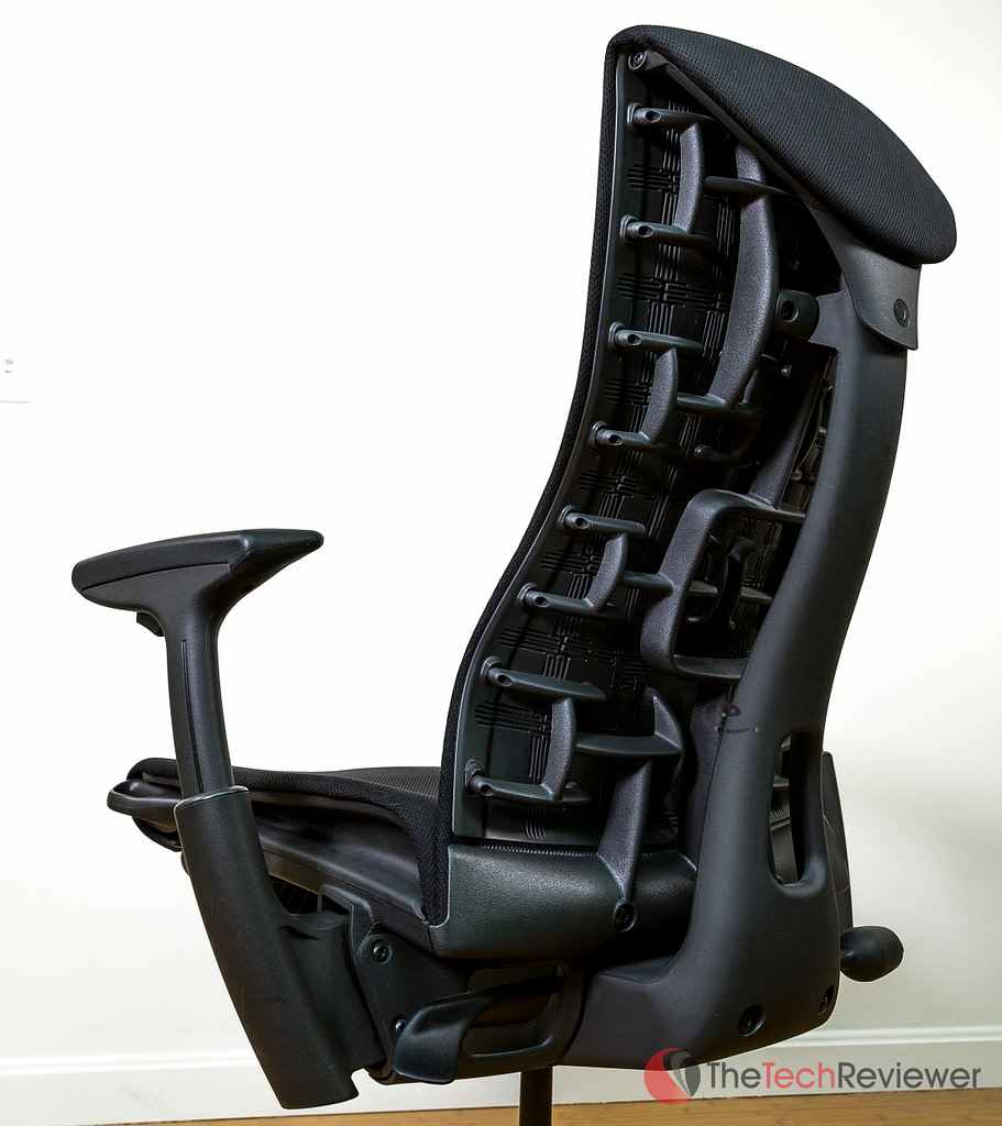 Chair Side View 2