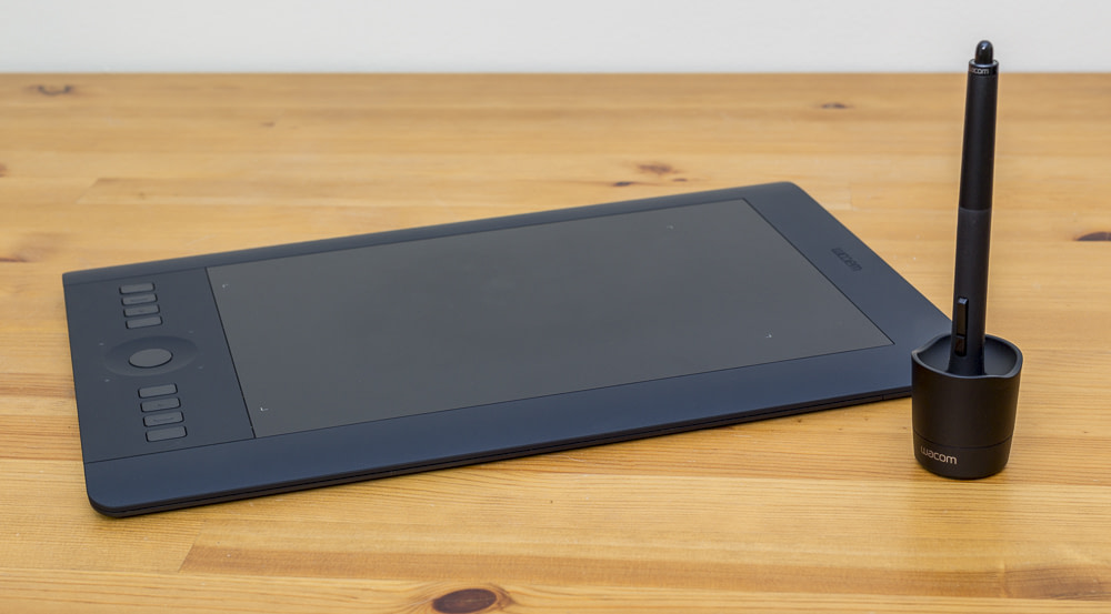wacom intuos pro pen and touch tablet medium pth651 review